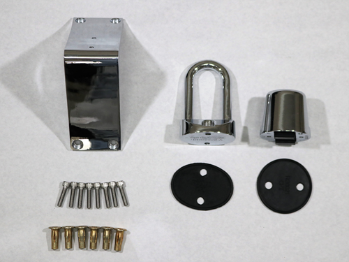 C1724 DOOR CHECK AND BRACKET KIT (REPLACES C-10870-2)_