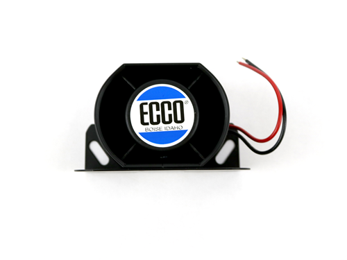 ECC630 ALARM, ECCO 630 BACK UP
