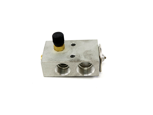 EXP.002 EXPANSION VALVE WITH PRESSURE SWITCH PORT