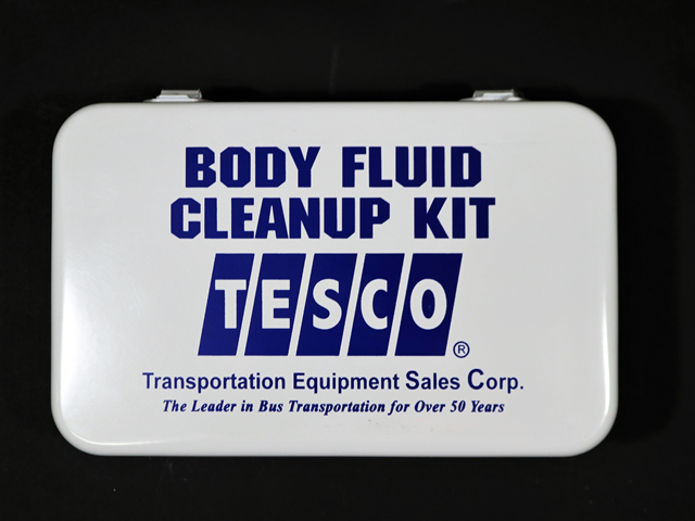 FK200900 BFK-10M BODY FLUID CLEANUP KIT, METAL