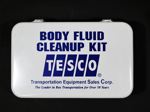 FK200900 BFK-10M BODY FLUID CLEANUP KIT, METAL