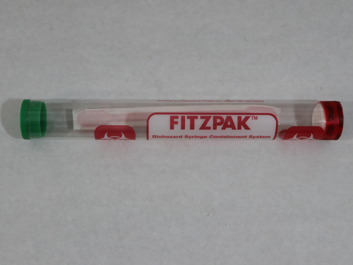 FTZ02029 NEEDLE STORAGE TUBE