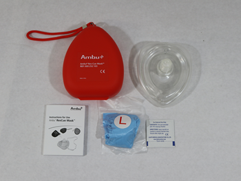 IT113676 AMBU MASK / CPR MASK