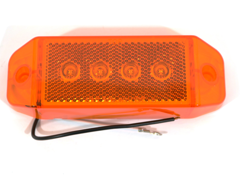 M20330Y AMBER MARKER LIGHT LED