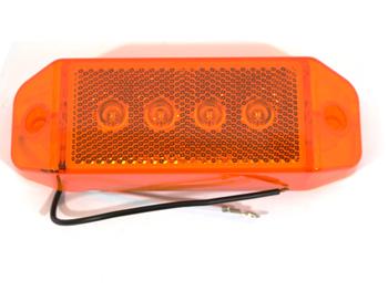 M20330Y AMBER MARKER LIGHT LED