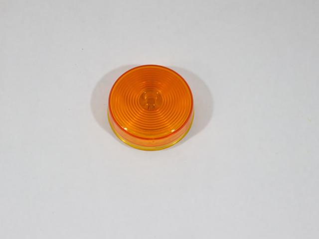 MC55ABP LIGHT, 2 1/2 INCH AMBER MARKER