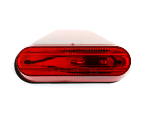 MC68RS MARKER LIGHT RED INCANDESCENT