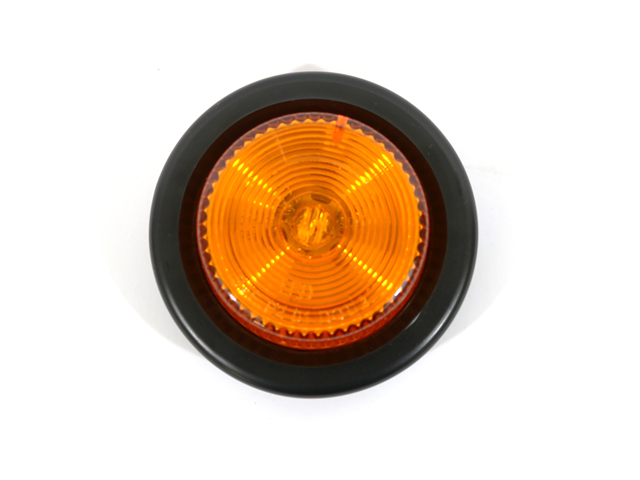 MCL56AK 2 IN AMBER LED (RUBBER GROMMET MOUNT)