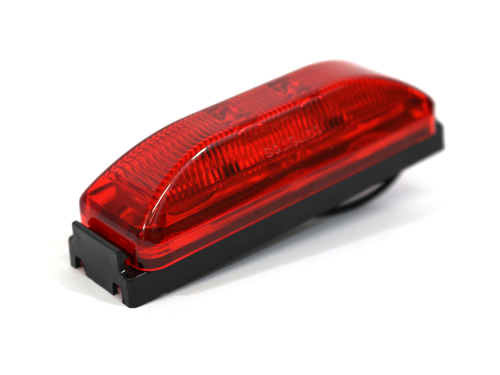 MCL61RK LED RED MARKER LIGHT 2 DIODE / 4