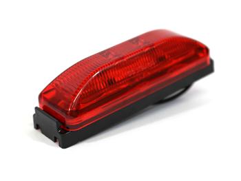 MCL61RK LED RED MARKER LIGHT 2 DIODE / 4