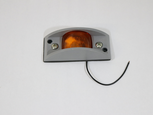PM122A LIGHT, AMBER MARKER