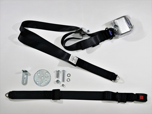 Q8-6326-A1 BELT, LAP & SHOULDER