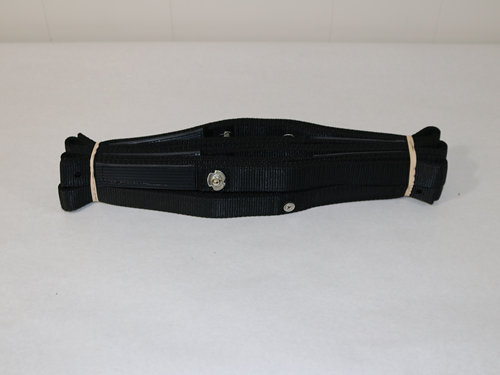 S.0043003 BLACK NYLON WEBBING ASSIST STRAP, PASSENGER 15 1/2 inch