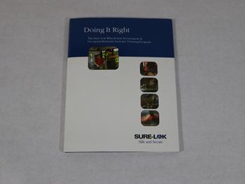 SLCD03 CD, SURE-LOK TRAINING