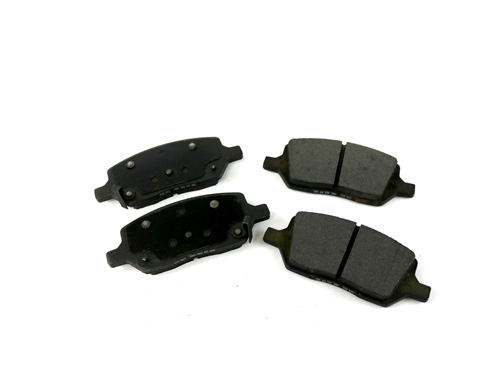 SP000027 BRAKE PADS, REAR, MV-1