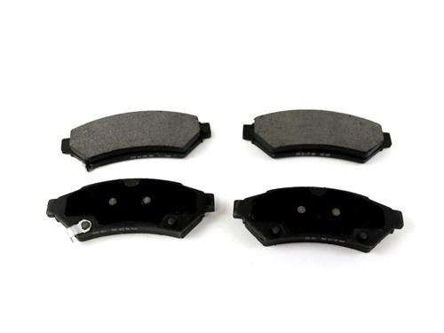 SP000218 BRAKE PADS, FRONT, MV-1