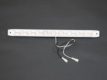 SP109598 LIGHT, LED STRIP, WHITE CLEAR 15 INCH