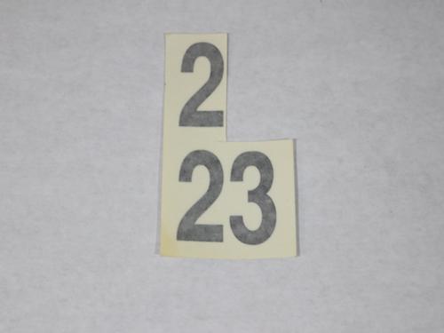 VM012 DECAL 2